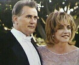President Jed Bartlet, and First Lady Abigail Bartlet